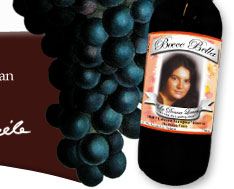official bocce bella wine